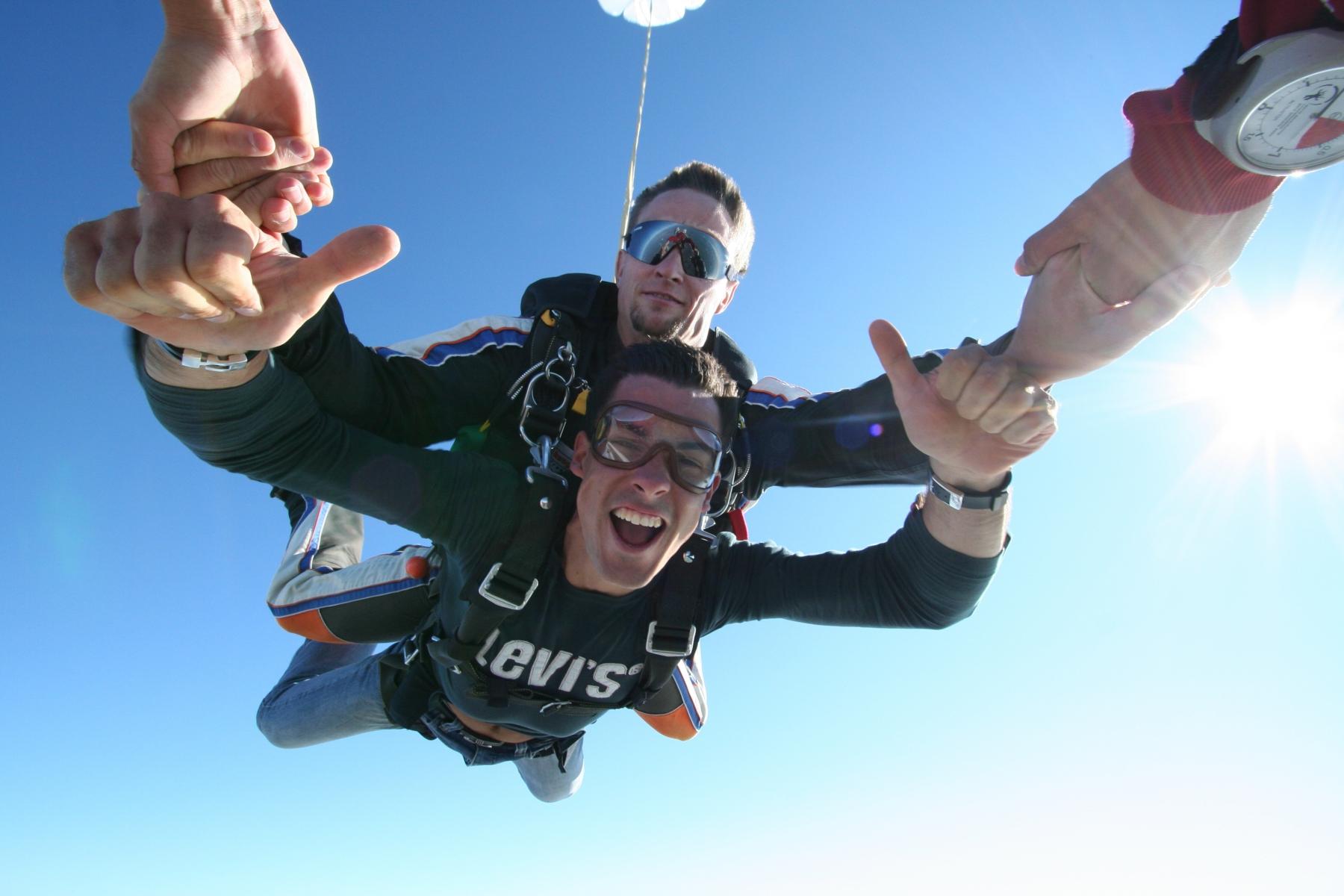 parachutisme dakar